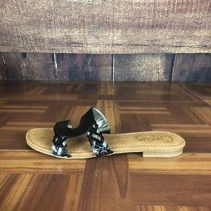 CIRCUS by SAM EDELMAN BETHANY Slip On Slide Sandal